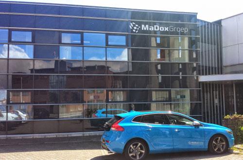MaDox Groep Kantoor
